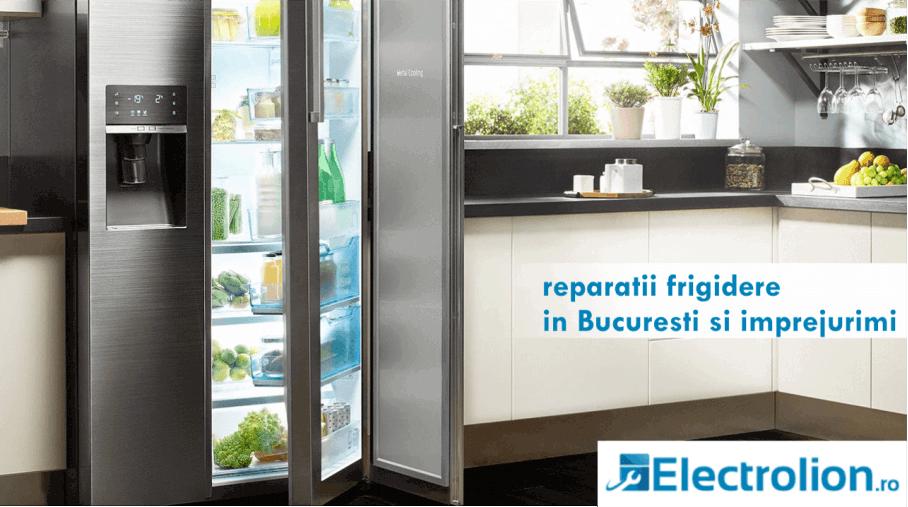 servicii reparatii frigidere bucuresti