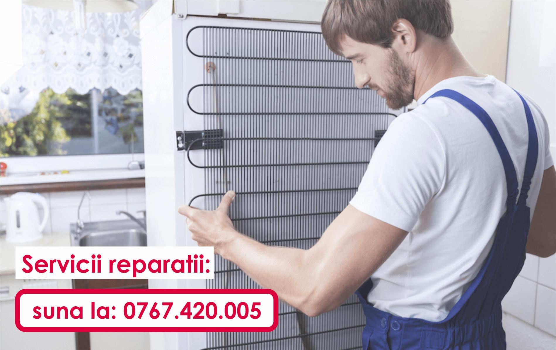 reparatii frigidere orice marca